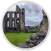 Elgin Cathedral Community - 4 Round Beach Towel