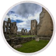 Elgin Cathedral Community - 7 Round Beach Towel