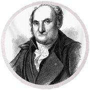 Elias Boudinot (1740-1821) Round Beach Towel