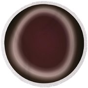 Enso 02 Round Beach Towel