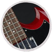 Epiphone Sg Bass-9205 Round Beach Towel