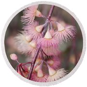 Eucalyptus Bloom Round Beach Towel