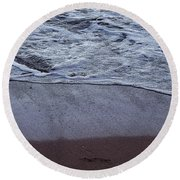 Every Grain Of Sand Round Beach Towel