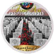 Eye On Fine Art Photography May Edition Round Beach Towel