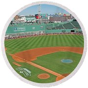 Fenway One Hundred Years Round Beach Towel