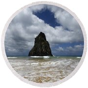 Fernando De Norronha Island Brazil 7 Round Beach Towel