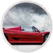 Ferrari F50 Round Beach Towel