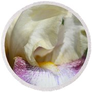Finest China Floral Round Beach Towel