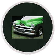 Fj Holden Round Beach Towel