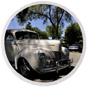 Ford Deluxe Round Beach Towel