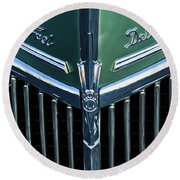 Ford Deluxe V8 Round Beach Towel