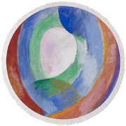 Formes Circulaires Round Beach Towel