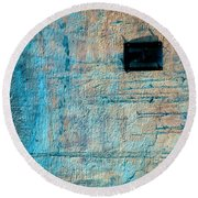 Foundation Eight Round Beach Towel by Bob Orsillo