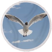 Freedom.. Round Beach Towel
