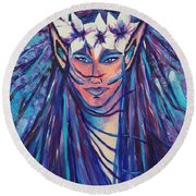 Freya Round Beach Towel