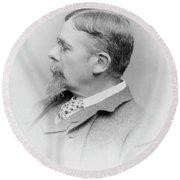 George Du Maurier (1834-1896) Round Beach Towel