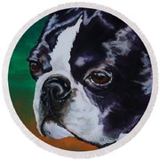 George Round Beach Towel