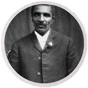 George Washington Carver (c1864-1943) Round Beach Towel