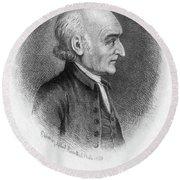 George Wythe (1726-1806) Round Beach Towel