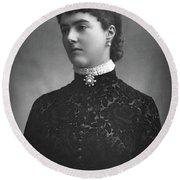 Georgina Ward (1846-1929) Round Beach Towel