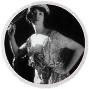 Gertrude Whitney (1875-1942) Round Beach Towel