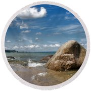 Goehren Round Beach Towel