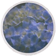Got The Blues For You Round Beach Towel