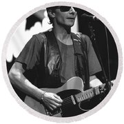 Graham Parker Round Beach Towel
