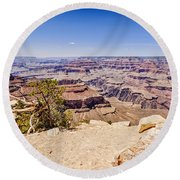 Grand Canyon 1 Round Beach Towel
