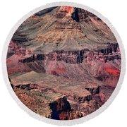 Grand Canyon 3 Round Beach Towel