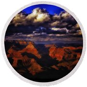Grand Canyon 36 Round Beach Towel
