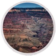 Grand Canyon 5 Round Beach Towel