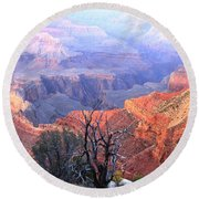 Grand Canyon 67 Round Beach Towel