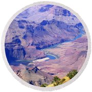 Grand Canyon 71 Round Beach Towel