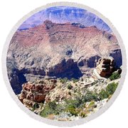 Grand Canyon 78 Round Beach Towel