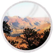 Grand Canyon 79 Round Beach Towel