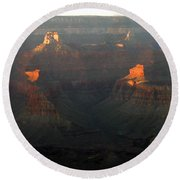 Grand Canyon 82 Round Beach Towel