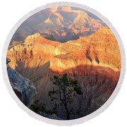 Grand Canyon 83 Round Beach Towel