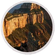 Grand Canyon Cape Royal Round Beach Towel