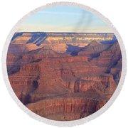 Grand Canyon Dawn 3 Round Beach Towel