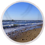 Griswold Pt. Round Beach Towel