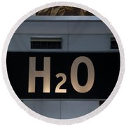 H2O Round Beach Towel