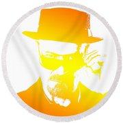 Heisenberg - 5 Round Beach Towel