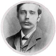Herbert George Wells (1866-1946) Round Beach Towel