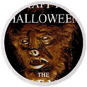 Hh Wolfman Classic Style Round Beach Towel
