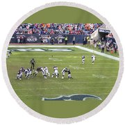 History Maker Round Beach Towel by Brian Harig