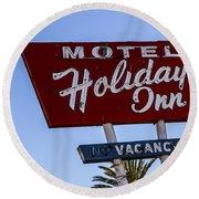 Holiday Inn 3 Round Beach Towel