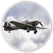 Hurricane Lf363 Round Beach Towel