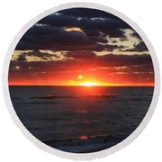 I Just Love This Round Beach Towel