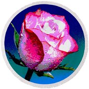I'm Yours Round Beach Towel